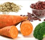 Potraviny obsahující puriny